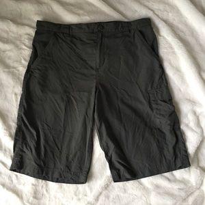 Youth XL Grey Columbia Shorts